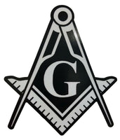 Stonemason Mason Masonic Freemason decal sticker