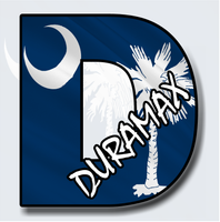 Silverado Chevy Chevrolet D Duramax South Carolina Palm and Crescent Moon sticker decal