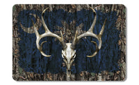 South Carolina Whitetail Buck Skull Camo Cooler Lid Skin Decal