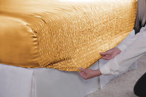 Bed Tite™ Luxury Satin Sheet Sets Now Available