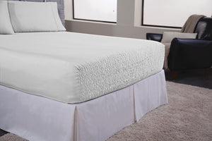 "New color ""White"" Microfiber Bed Tite Sheets"