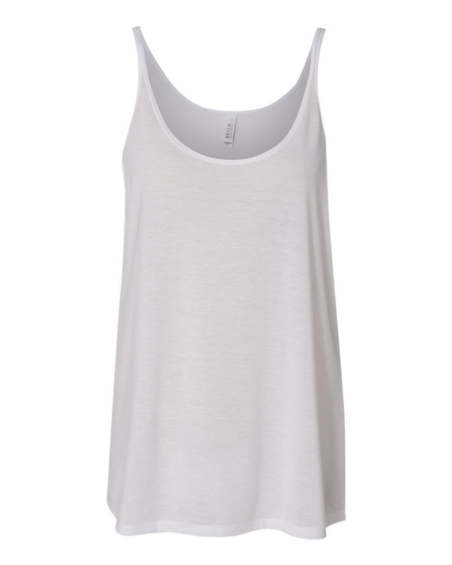 Bella Canvas Slouchy Tank B8838, Material, Blank, - Sunny and Southern,
