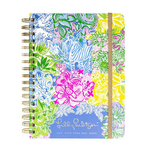 Large Lilly Pulitzer 2019-2020 Agenda - Turtley Awesome, Accessories, Lilly Pulitzer, - Sunny and Southern,