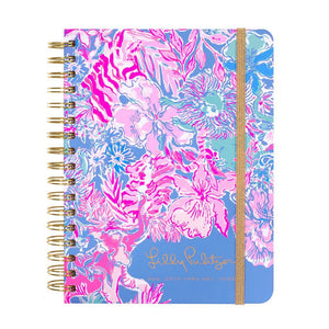 Large Lilly Pulitzer 2019-2020 Agenda - Cheek to Cheek, Accessories, Lilly Pulitzer, - Sunny and Southern,