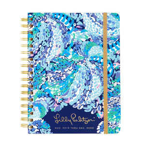Large Lilly Pulitzer 2019-2020 Agenda - Floridita, Accessories, Lilly Pulitzer, - Sunny and Southern,
