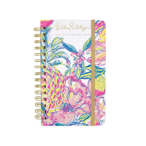 Medium Lilly Pulitzer Agenda 2019-2020 - Fiesta Bamba, Accessories, Lilly Pulitzer, - Sunny and Southern,