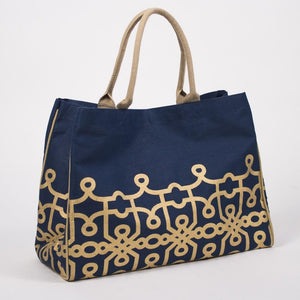 Monogrammed Florence Glamour Juco Bag, Accessories, The Royal Standard, - Sunny and Southern,