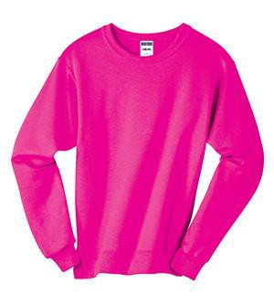 Crew Neck Monogrammed Sweatshirt, Ladies, Sanmar/virg, - Sunny and Southern,
