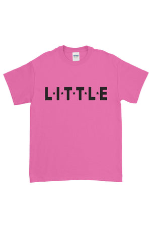 Big Little Star Font Gildan Short Sleeve, Ladies, Sunny and Southern, - Sunny and Southern,