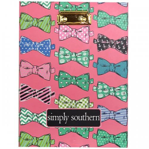 Monogrammed Simply Southern Clip Boards - Sunny and Southern - 1