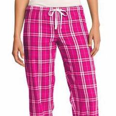 Monogrammed Long Pajama Pants, Ladies, sanmar, - Sunny and Southern,