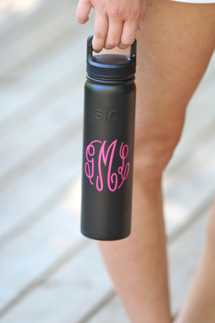 Monogrammed 27oz SIC Tumbler, Accessories, SIC, - Sunny and Southern,