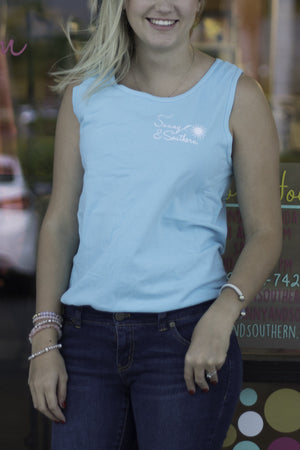 Promotional Sunny & Southern Tank or Shirt, , Sunny and Southern, - Sunny and Southern,
