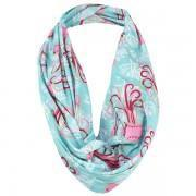 Classic Monogrammed Simply Southern Infinity Scarf, Accessories, Simply Southern, - Sunny and Southern,