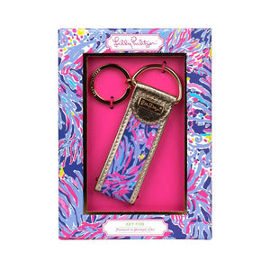 Lilly Pulitzer Key Chain, accessories, Lilly Pulitzer, - Sunny and Southern,