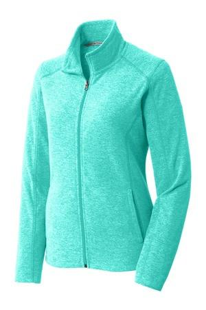 Classic Monogrammed Fleece Zip Up Jacket, ladies, sanmar, - Sunny and Southern,