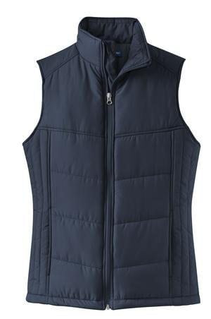 Classic Monogrammed Puffy Vest, ladies, Sunny and Southern, - Sunny and Southern,