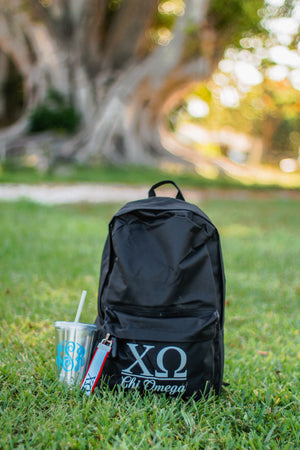 Chi Omega Backpack, Accessories, Sunny and Southern, - Sunny and Southern,