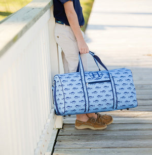 Classic Monogrammed Duffel Bag, Accessories, WB, - Sunny and Southern,