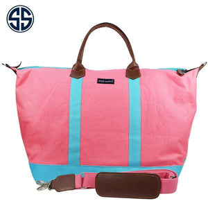 Monogrammed Weekender Simply Southern Tote Bag, Accessories, Simply Southern, - Sunny and Southern,