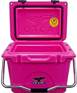 Monogrammed Orca 20 Quart Cooler, accessories, Orca, - Sunny and Southern,