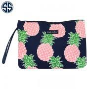 Monogrammed Monogrammed Simply Southern Carry All Case - Brush Bag - Sunny and Southern