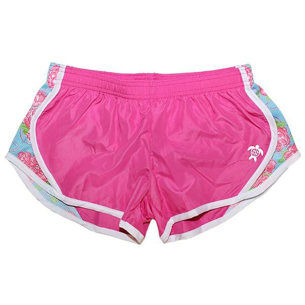 Simply Southern Rose Running Shorts, ladies, Simply Southern, - Sunny and Southern,