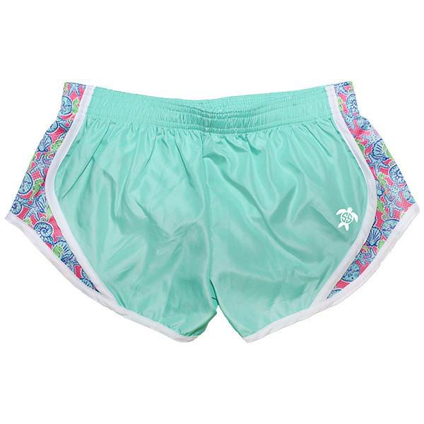 Simply Southern Seashell Running Shorts, ladies, Simply Southern, - Sunny and Southern,