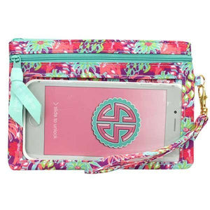 Simply Southern Phone Wristlet