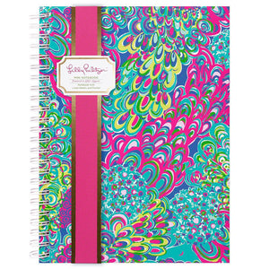 Lilly Pulitzer Monogrammed Mini Notebook, accessories, Lilly Pulitzer, - Sunny and Southern,