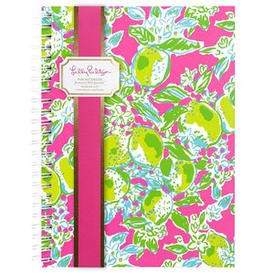 Lilly Pulizter Monogrammed Mini Notebook, accessories, Lilly Pulitzer, - Sunny and Southern,