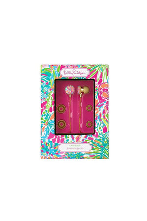 Lilly Pulitzer Ear Buds, accessories, Lilly Pulitzer, - Sunny and Southern,