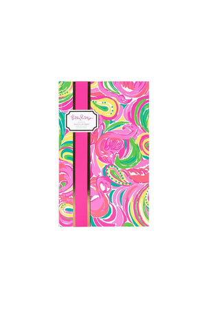 Lilly Pulitzer Monogrammed Journal, accessories, Lilly Pulitzer, - Sunny and Southern,