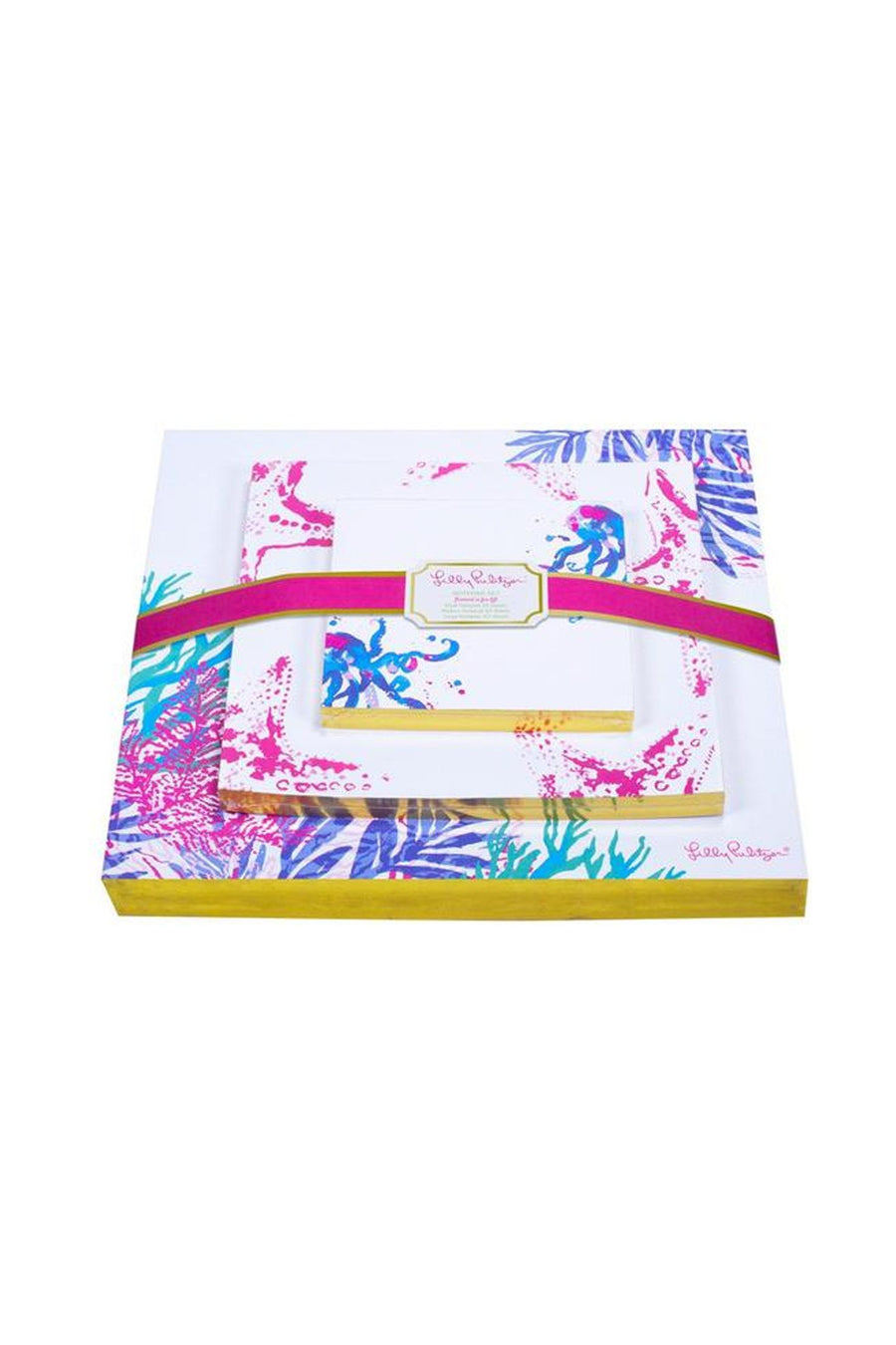Lilly Pulitzer Note Pad Set, Accessories, Lilly Pulitzer, - Sunny and Southern,