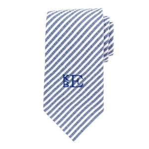 Classic Monogrammed Tie, Accessories, WB, - Sunny and Southern,