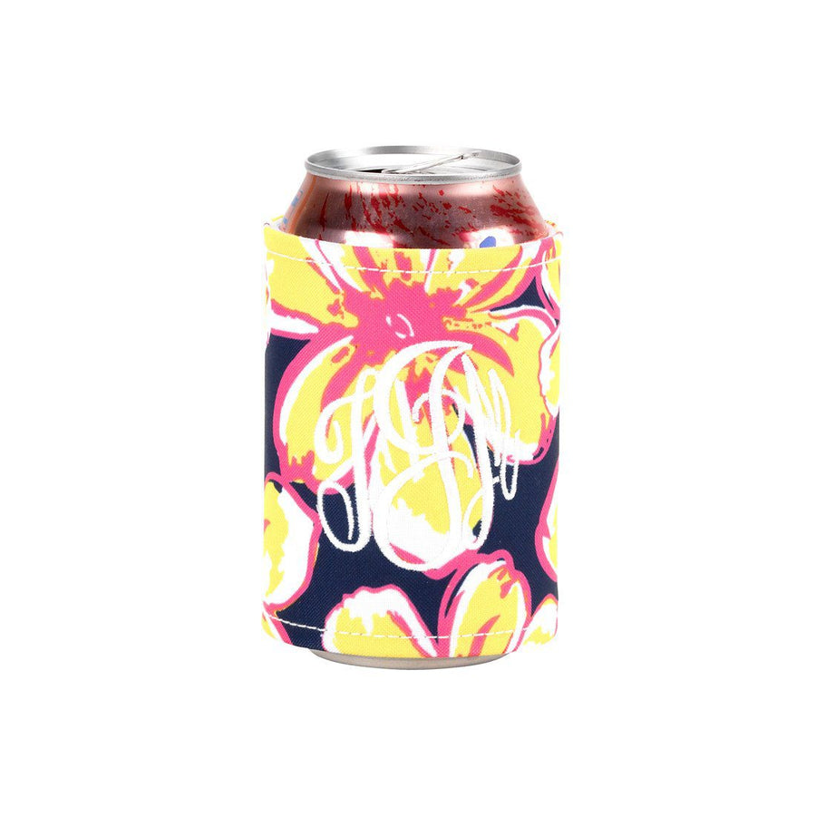 Monogrammed Coozie, Accessories, WB, - Sunny and Southern,