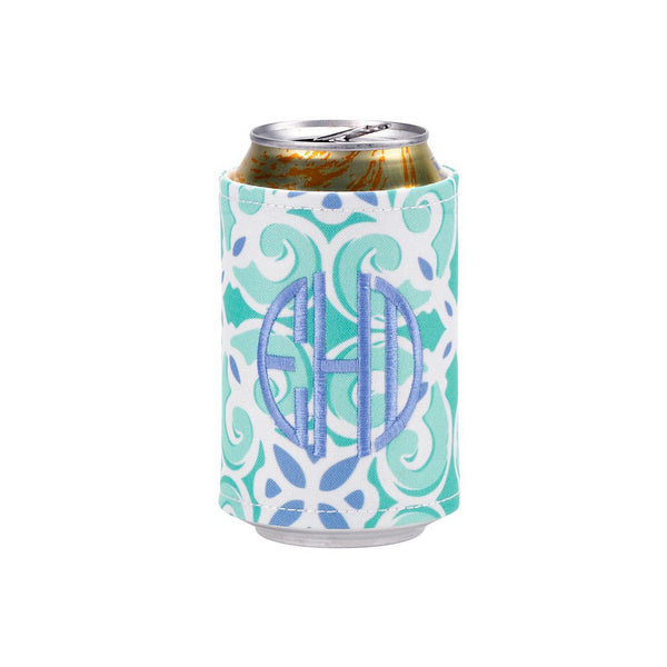 Monogrammed Monogrammed Coozie - Sunny and Southern - 3