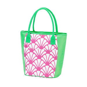 Classic Monogrammed Cooler/Lunchbox Tote, Accessories, WB, - Sunny and Southern,
