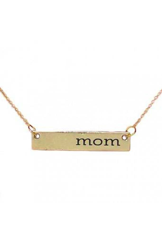 Simply Southern Mom Necklace, Accessories, Simply Southern, - Sunny and Southern,