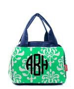 Monogrammed Monogrammed Lunch Box - Sunny and Southern - 1