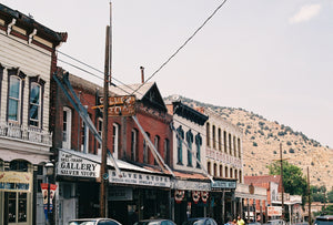 Virginia City - A Step Back In Time