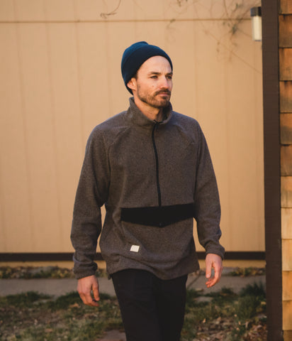 The Bridgeport Half-Zip