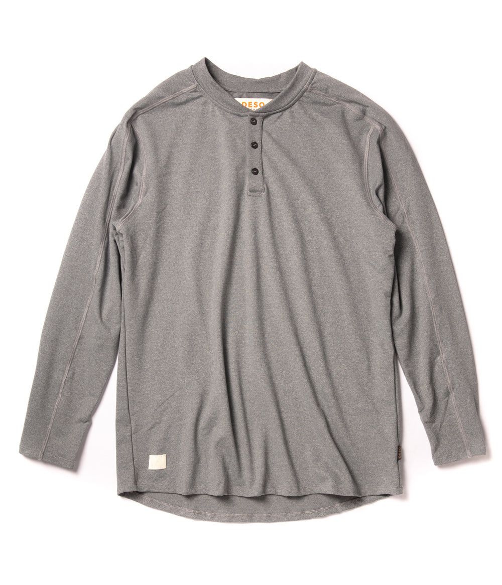 The Benton L/S Henley