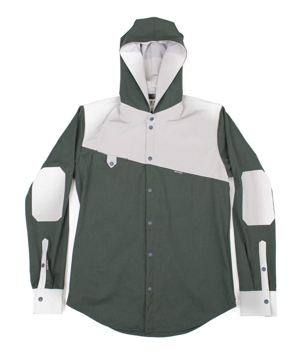 The Osma Shirt Jacket