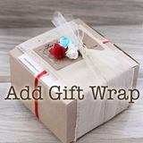 Beautiful gift wrapping is available