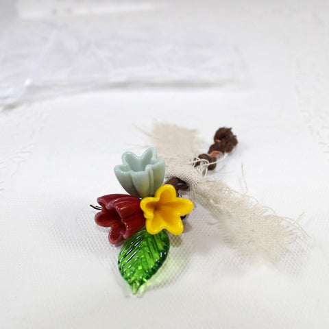 Woodland wildflowers Custom flower Boutonniere for groom or groomsmen lapel pins - Elise Thomas Designs