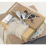 Natural gift wrapping service to add on to your Jewelry order