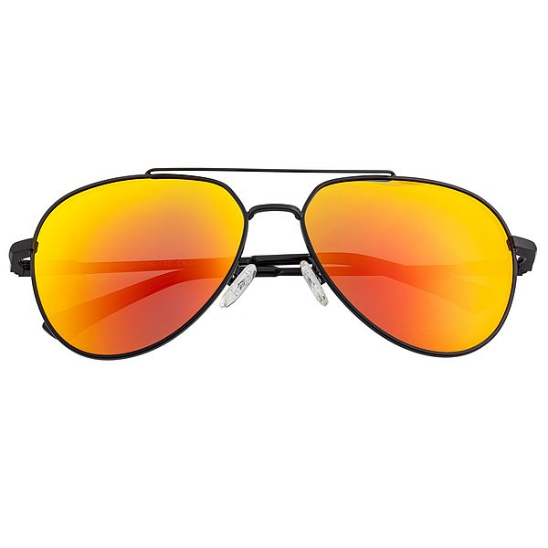 Breed Black Lyra Polarized Sunglasses