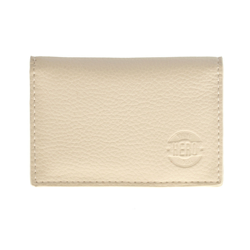 Hero Goods Cream Bryan Wallet