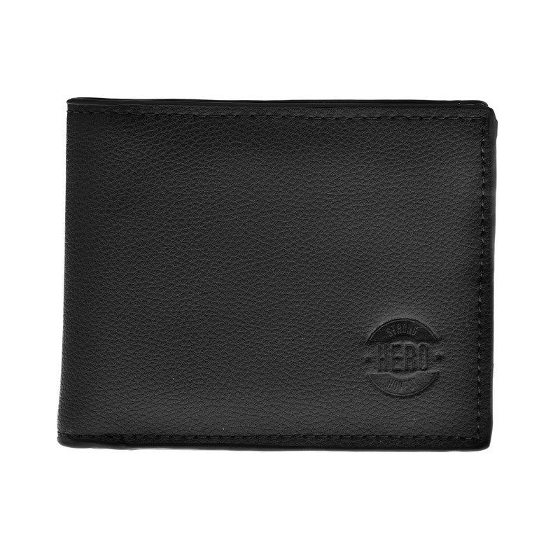 Hero Goods Black Garfield Wallet